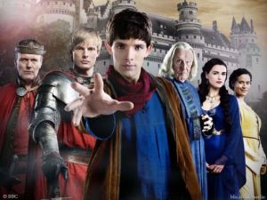 Merlin cast shot