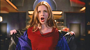 "Sarah Michelle Gellar as Buffy, in ""Once More with Feeling"""