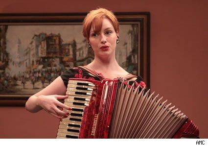 Joan accordion